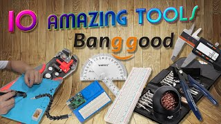 Top 10! Amazing Tools From Banggood.com 2019 | Cool Products DIY
