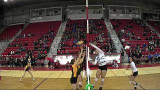 2018 U SPORTS Women's Volleyball Championship - SF #1 UBC vs. Alberta