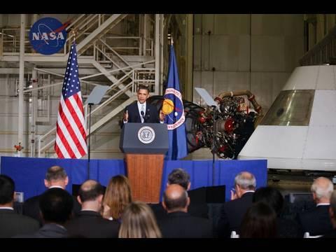 A Bold New Course for NASA