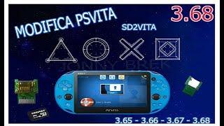 sd2vita 3.68 Tutorial Italiano SD2VITA Ita Psvita Micro sd Modifica psvita 3.68