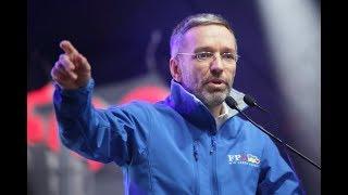 FPÖ-Wahlfinale 2019: Rede von Herbert Kickl!