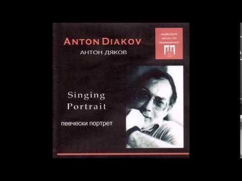 ANTON DIAKOV, Interview Radio Sofia(BG)BNR - 2012
