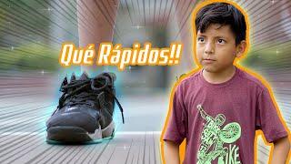 LOS ZAPATOS MAS RAPIDOS DEL UNIVERSO REMIX