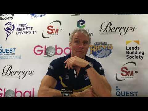 Brian McDermott full press conference