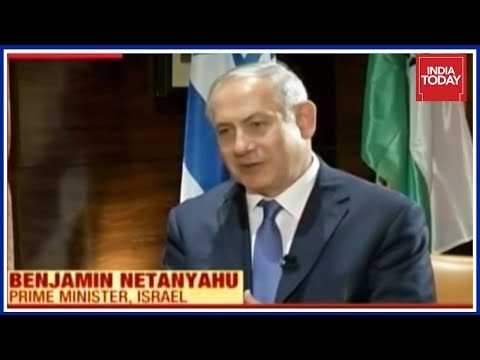 India Today's Exclusive Interview With Benjamin Netanyahu | Israeli PM's Visit