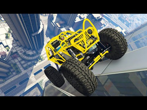 The Best Off-Road Jeep That Money Can Buy.. (GTA RP)