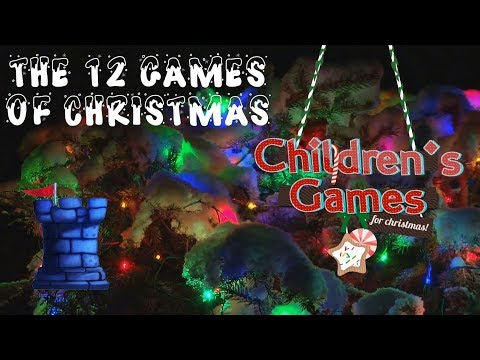 The 12 Days of Christmas: Children's Games