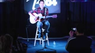 """Andy Grammer """"Fine By Me"""" with """"Keep Your Head Up"""""""