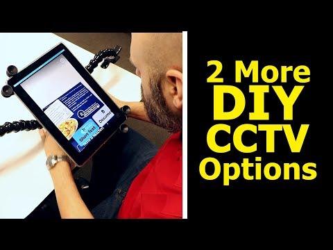 DIY CCTV Options - Modular Hose - The Blind Life