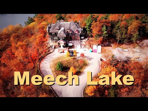 Awesome fall colors at Meech Lake.