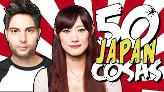 50 COSAS SOBRE MÍ [JAPAN STYLE] | Japón Con Jamón