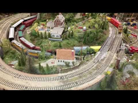 Dawn City @ O.M.R.A. 2017 Spring Train Show