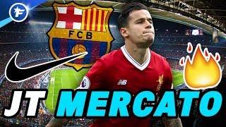 La bourde de Nike enflamme le dossier Coutinho | Journal du Mercato