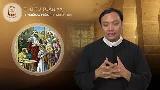 Thứ Tư Tuần XX Mùa Thường Niên_Mt 20,1-16a - Lm Giuse Nguyễn Duy Thịnh CSsR 23/08/2017