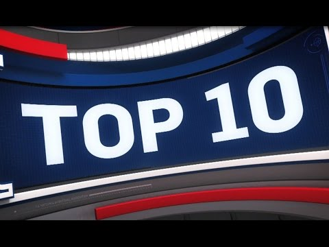 Top 10 NBA Plays of the Night: March 26, 2017