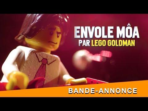 LEGO Goldman - Envole Môa (streaming brickfilm)