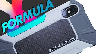 ELEMENT CASE Formula for iPhone X - Review