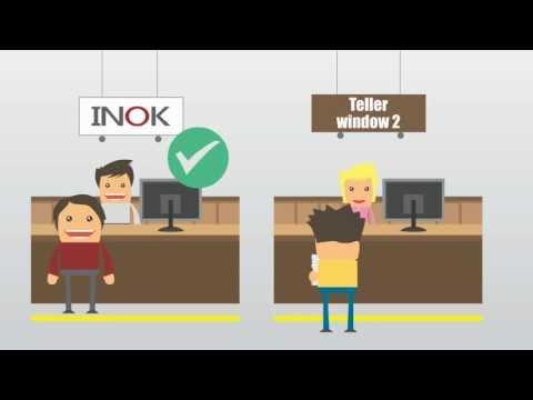 INOK - online credit risk assessment