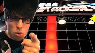 FINALLY Won Stacker Arcade Game at Dave and Busters!