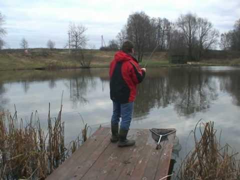 рыбалка в раменском районе видео