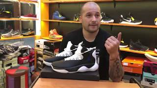 обзор на баскетбольные кроссовки Nike Air Jordan SuperFly MVP от магазина из Алматы - youmarket.kz