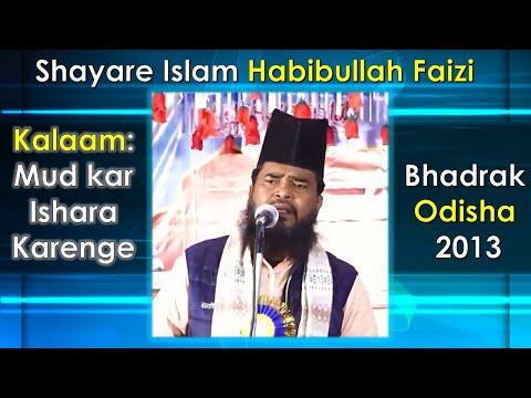 Habibullah Faizi ~ Heart-felt Naat ~ Bhadrak