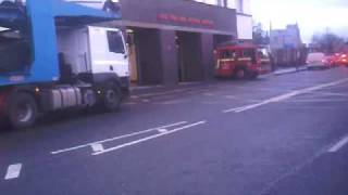 Fife Fire & Rescue Service Dunfermline  Alpha 11
