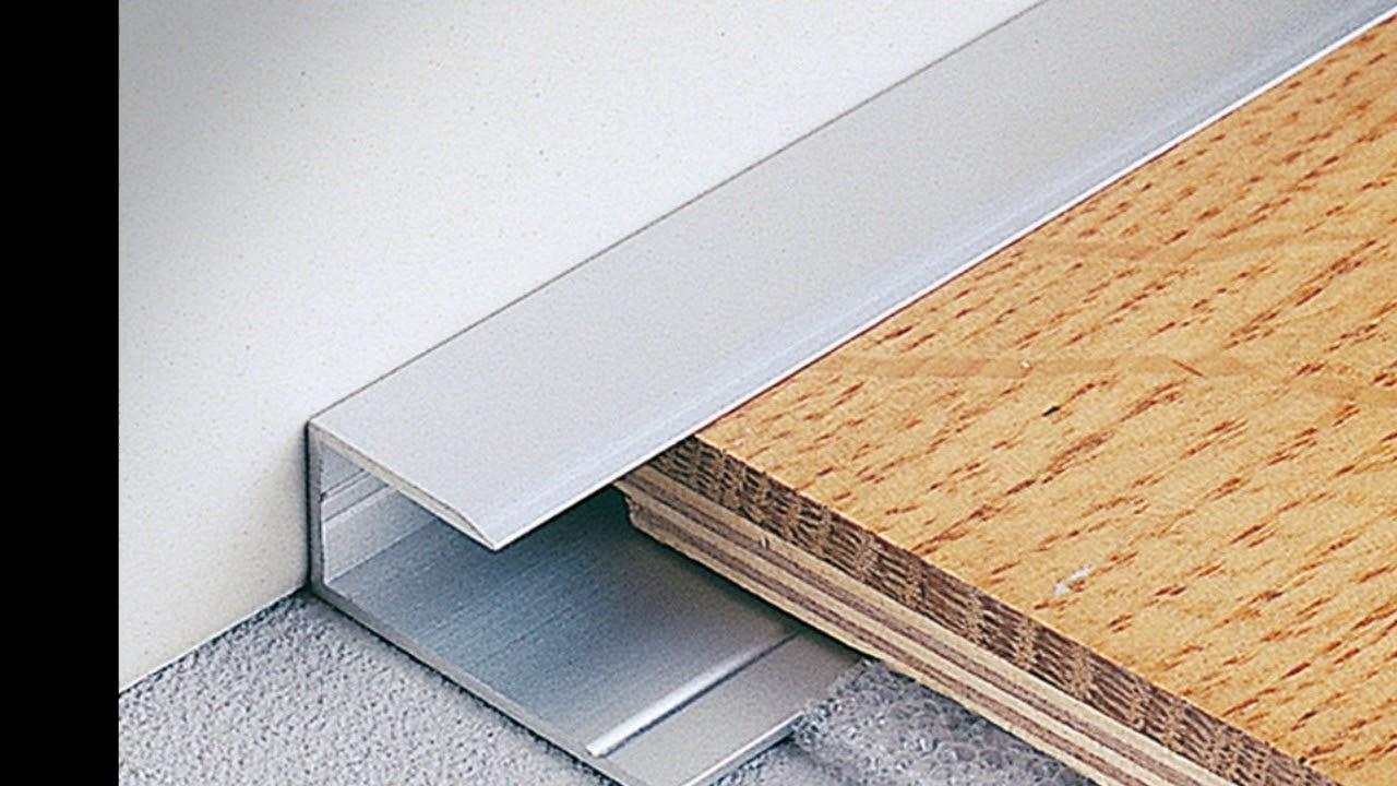 Laminate Floor Metal Edging