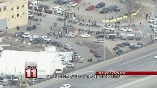 Denver Coliseum Shooting