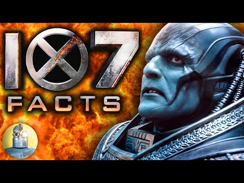 107 X-Men: Apocalypse Facts YOU Should Know (@Cinematica)