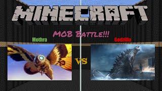 Mob Battle!!! Mothra vs ???