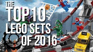 Top 10 Lego Sets of 2016