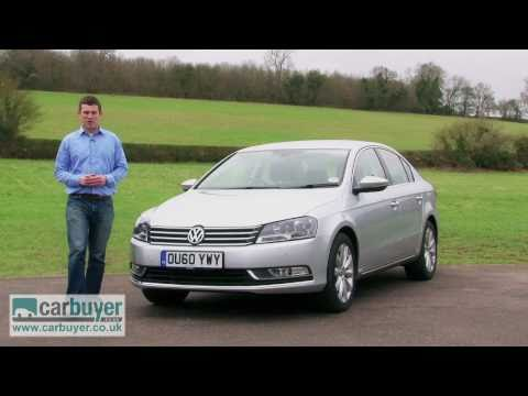 VW Passat review - CarBuyer