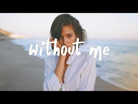Halsey - Without Me (Lyric Video)
