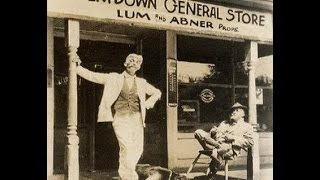 """Lum and Abner - """"The Bank Episodes"""" Parts 1 & 2 of 6 - 1941 - Old Time Radio/Comedy"""