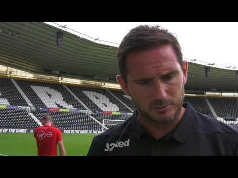 POST MATCH | Frank Lampard Post Southampton (H)
