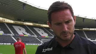 POST MATCH   Frank Lampard Post Southampton (H)