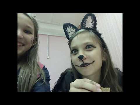 Это очень страшное видео!!! хелоуин!!! /// this is a very scary video! halloween !!!