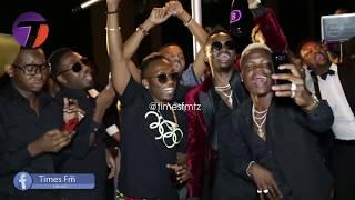 Mastaa Walivyojiachia na Kucheza Kwenye Birthday ya Diamond Platnumz