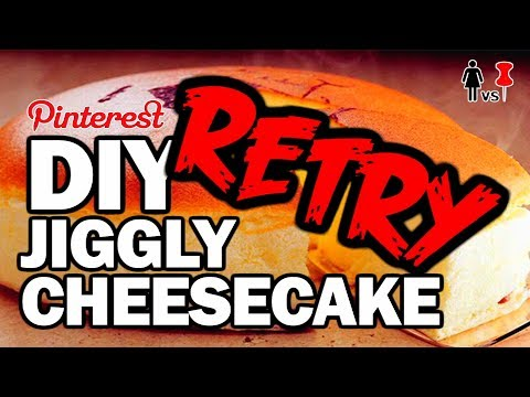 Jiggly Cheese Cake REDO! Reading Mean (Inspiring) Comments