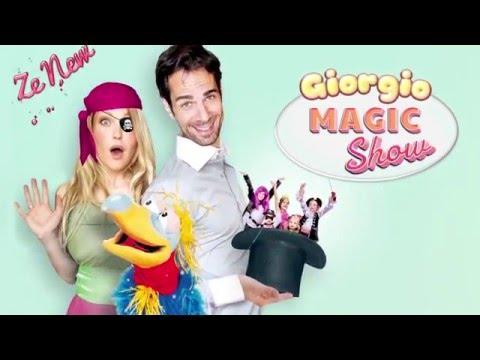 Ze New Giorgio Magic Show