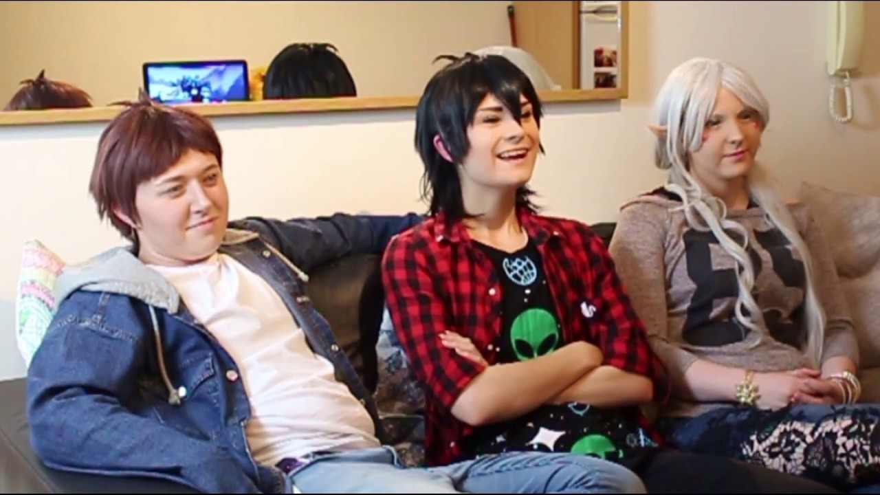 Not Again Casual Voltron Cosplay Youtube