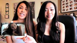 Aaliyah Tribute - I Miss You (LianeV & Jessica Lesaca cover)