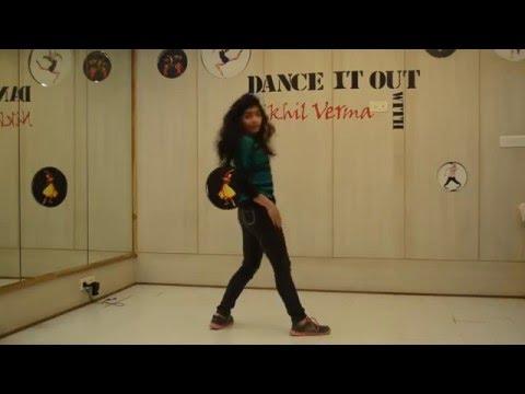 Sun Saathiya , ABCD-2 Choreography by Nikhil Verma @ Dance it Out