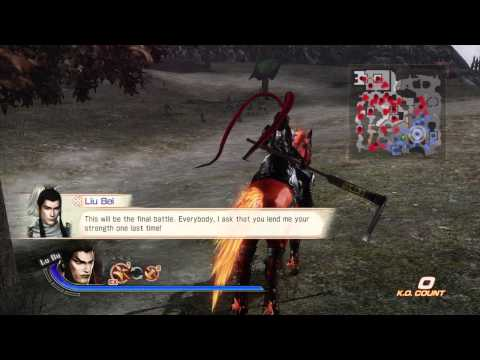 Dynasty Warriors 7 HOW TO UNLOCK RED HARE!!! (Easy)