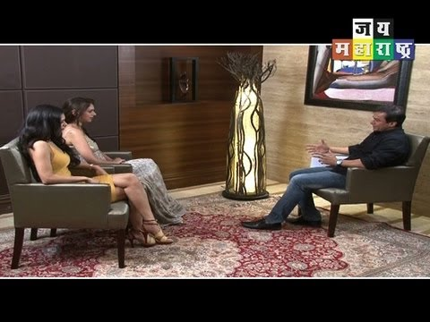 Interview of Aditi Rao Hydari And Sara Loren in Cinema Talkies