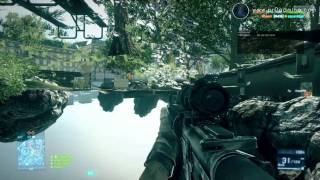 Battlefield 3 Beta Gameplay *Funny* 99 Problems and Glitches