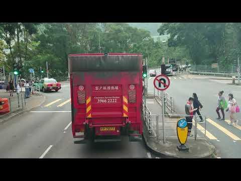 Hong Kong Bus KMB PJ6380@40S 泥涌→葵芳邨 (網上首條全程行車片段)