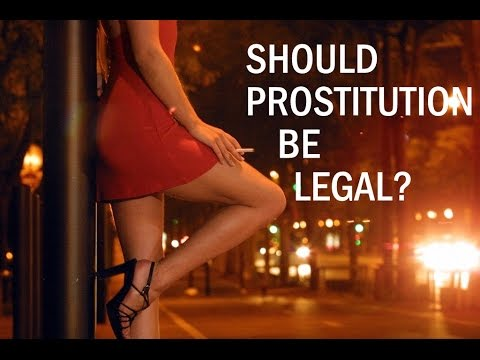 opinions should prostitution be legalized