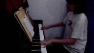 pergi untuk kembali piano